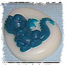 мыло динозавр