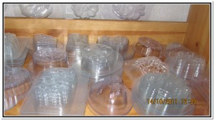 Формочки для мыла