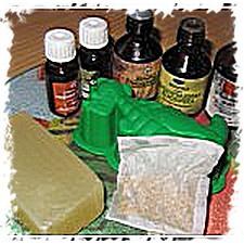 ингридиенты для мыла ручной работы