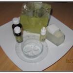 Ингредиенты для мыла