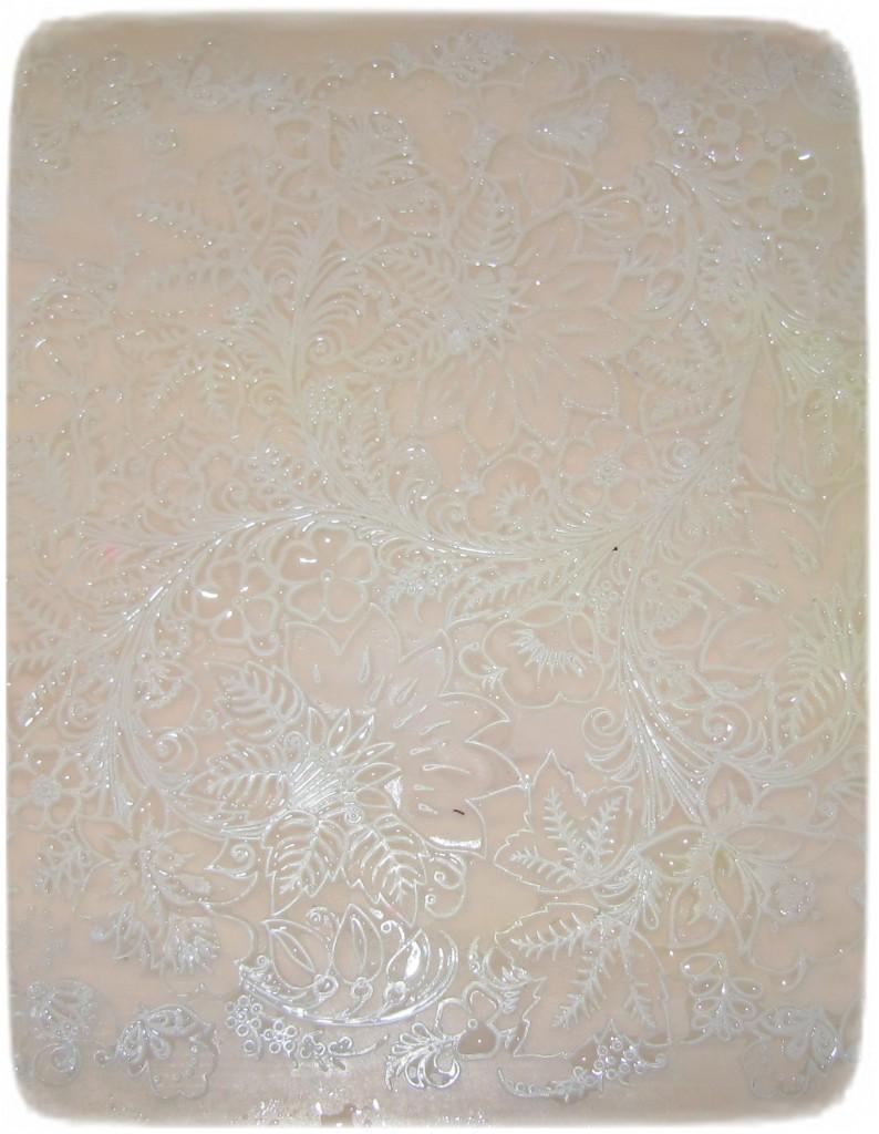 Текстурный лист для мыла