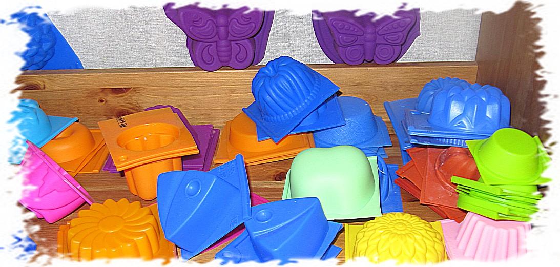 форма для мыла ручной работы