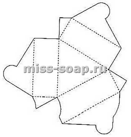 Как сделать упаковку для мыла  из бумаги 195